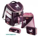 SCHULTASCHENSET UNICORN - STEP BY STEP COMFORT 4TLG